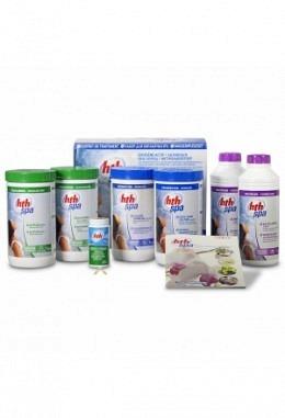 hth® Spa Chlor Komplett-Set
